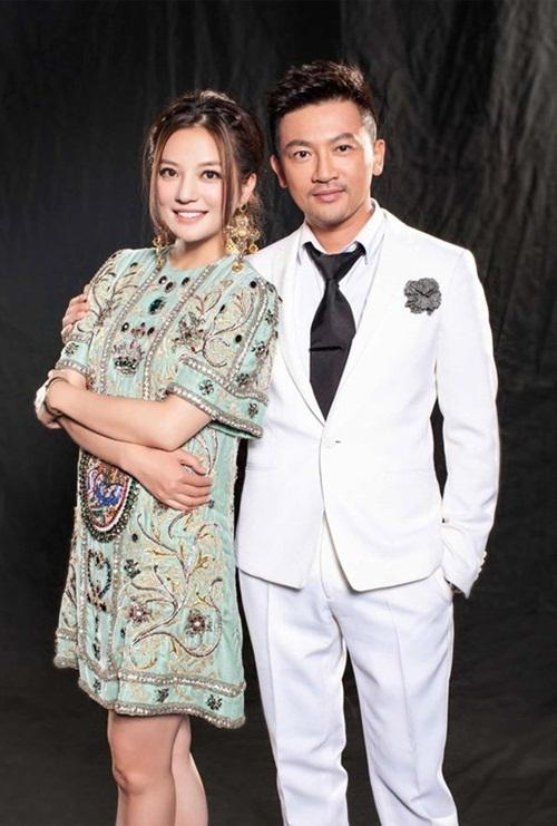 Ngũ A Ka Tô Hữu Bằng và Triệu Vy tái ngộ trong một chương trình năm 2016.