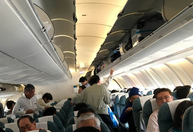 Hành khách Trung Quốc liên tục bị phát hiện trộm đồ trên máy bay (ảnh minh hoạ)