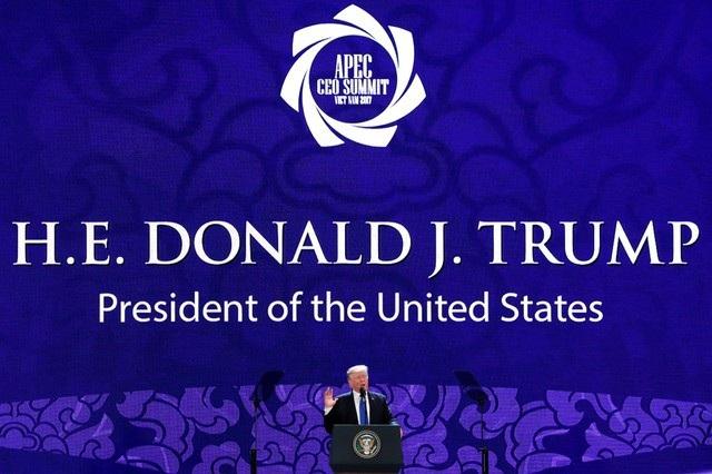 """Tổng thống Hoa Kỳ Donald Trump: """"Không còn là thù địch, chúng ta là những người bạn"""" - 2"""