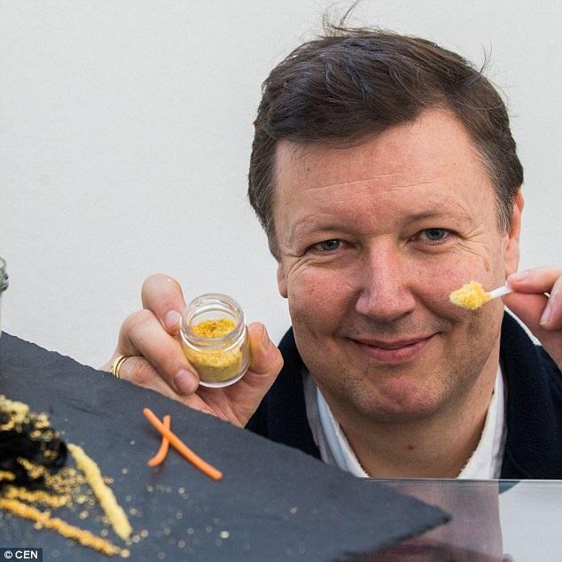 Trứng cá muối ướp vàng cho giới siêu giàu: hơn 6 tỷ đồng/hộp - 1