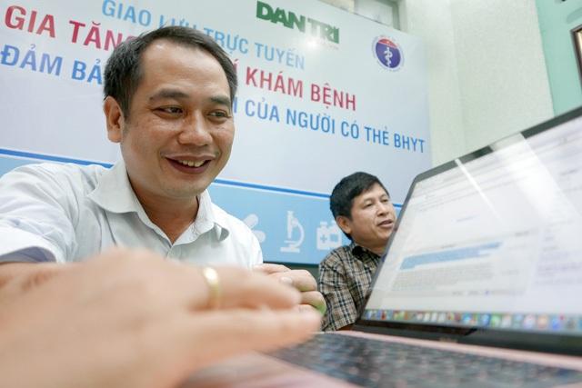 BS Nguyễn Trung Cấp, trưởng khoa Cấp cứu BV Bệnh Nhiệt đới Trung ương.