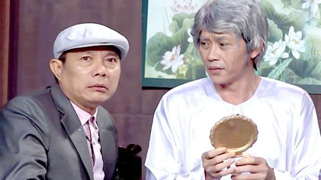 Có ý kiến cho rằng nghệ sĩ Trung Dân (trái) nên chọn lựa kỹ hơn chương trình game show để tham gia.