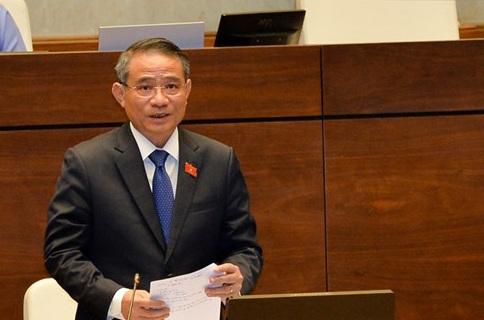 Bộ Trưởng Bộ GTVT Trương Quang Nghĩa