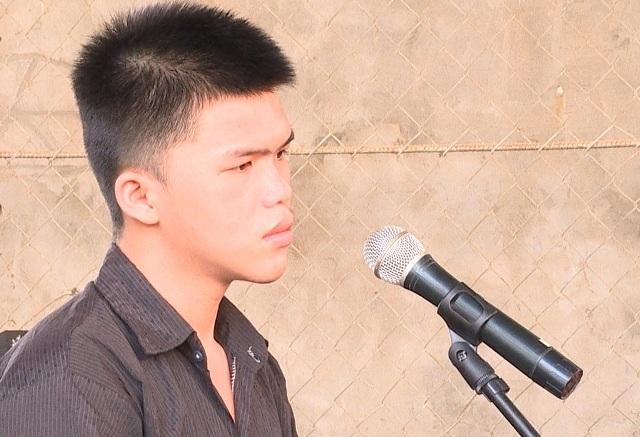 Bị cáo Trương Quốc Bảo bị tòa tuyên án chung thân về tội giết người