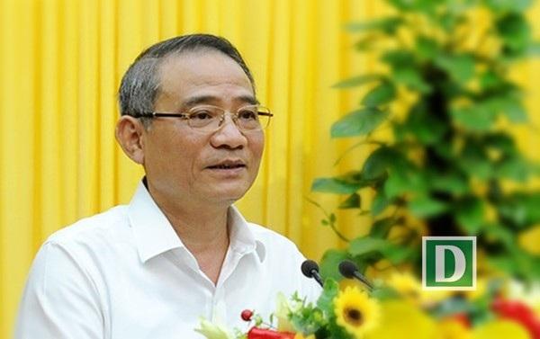 Ông Trương Quang Nghĩa - Bí thư Thành ủy Đà Nẵng - sẽ lần đầu tiên tiếp xúc cử tri thành phố với vai trò đại biểu Quốc hội khóa IX nhiệm kỳ 2016 - 2021 vào tháng 12.
