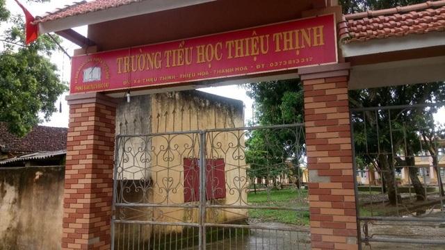 Trường tiểu học Thiệu Thịnh