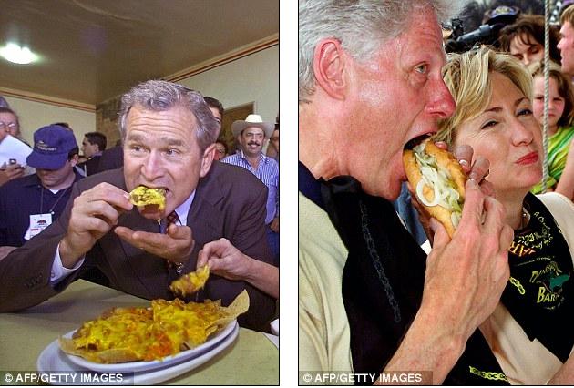 Đồ ăn dành cho các Tổng thống Mỹ đều được kiểm duyệt rất kỹ càng. (Ảnh: AFP)