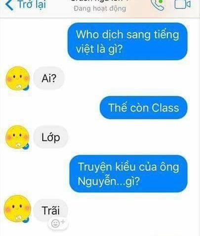 Nguyễn Du khó nhớ vậy sao?!!