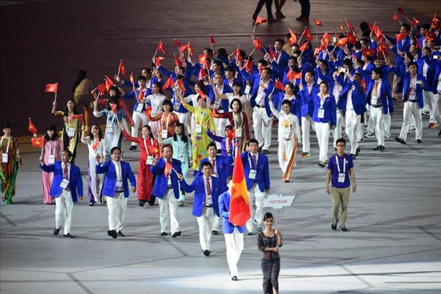 Đoàn Việt Nam chính thức chỉ còn 2 phó đoàn tại SEA Games 29