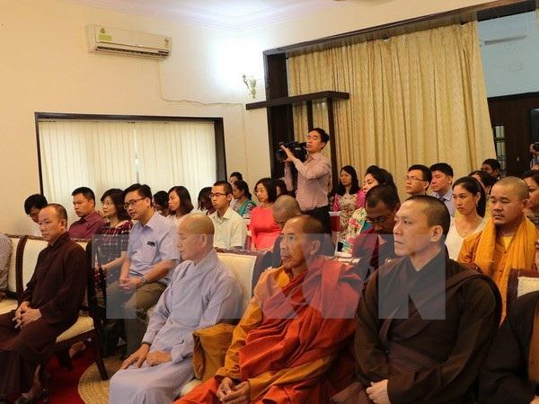 Các đại biểu dự đại hội. (Ảnh: Huy Bình/TTXVN)