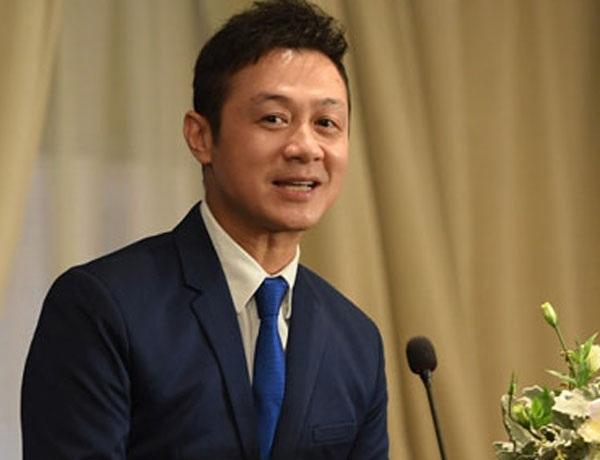 MC Anh Tuấn đang sắp xếp công việc dẫn chương trình để đảm nhận vị trí giám đốc điều hành Dàn nhạc giao hưởng Mặt Trời.