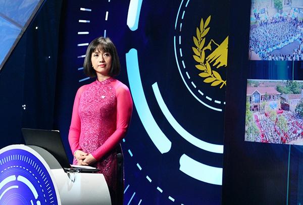 Nhà báo Tùng Chi. (ảnh Mai Châm)