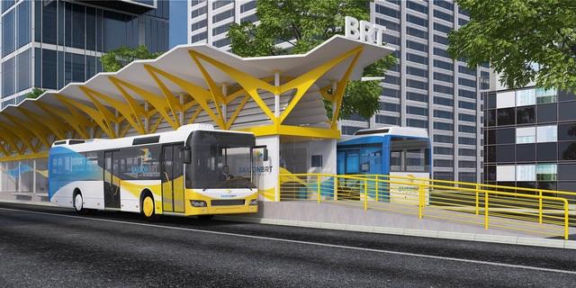 TPHCM dừng triển khai tuyến BRT số 1 vì thời điểm chưa phù hợp