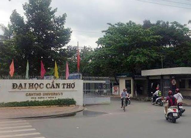 Năm 2017 Đại học Cần Thơ dự kiến tuyển sinh 9.000 chỉ tiêu - 1