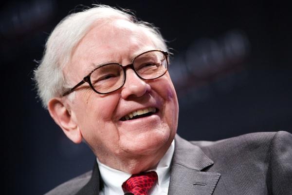 Tỷ phú Warren Buffett kiếm 35 tỷ USD trong 5 năm qua. (Nguồn: liveyourlegend.net)
