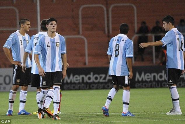 Chỉ cần... muốn vô địch, U20 Argentina sẽ là ứng cử viên hàng đầu tại VCK World Cup U20 năm 2017