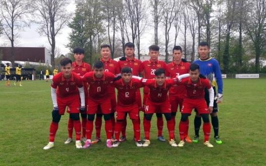 U20 Việt Nam được đánh giá cao ở tính kỷ luật chiến thuật