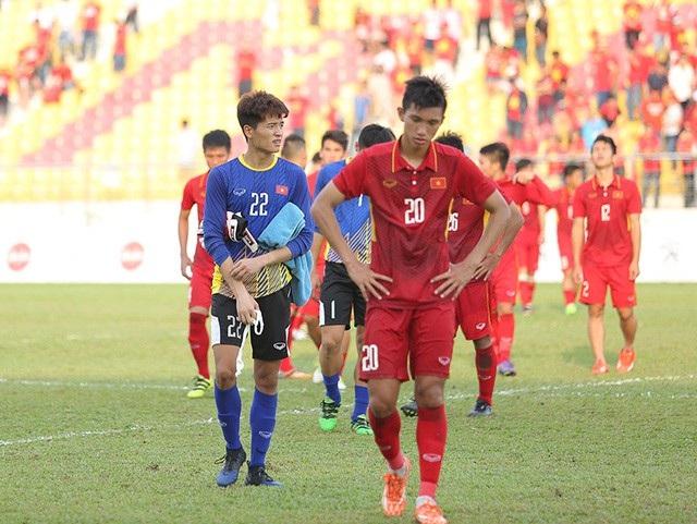 U22 Việt Nam bẽ bàng rời SEA Games 29 ngay sau vòng bảng