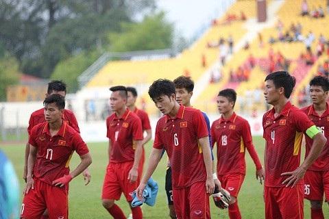 Đội tuyển U23 Việt Nam thất bại tại SEA Games 29