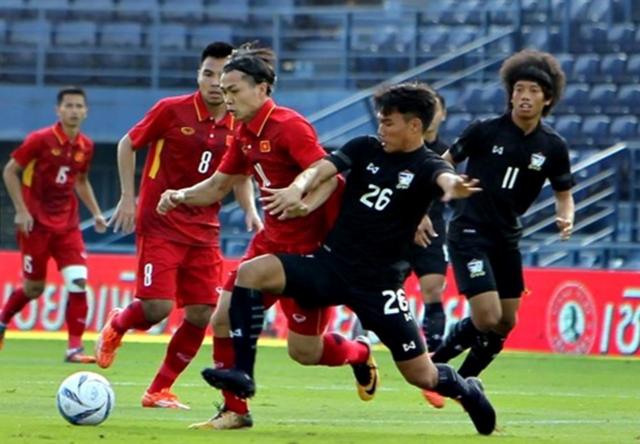 U23 Việt Nam bất ngờ thắng U23 Thái Lan tại giải giao hữu trên đất Thái