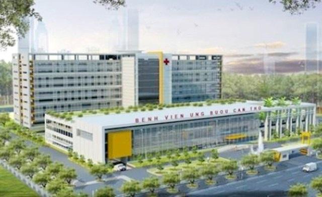 Mô hình Bệnh viện Ung bướu Cần Thơ