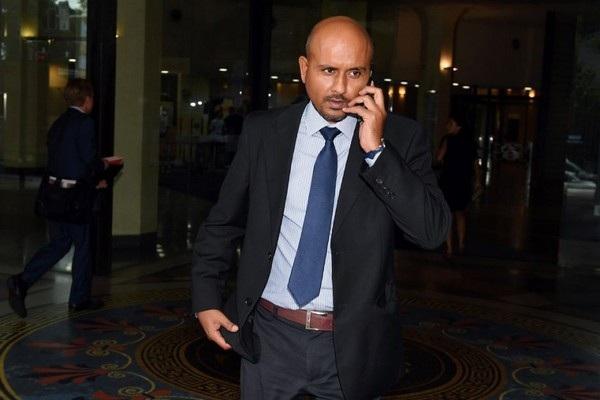 Muhammad Naveed bị kết án tù vì cưỡng hiếp hành khách sử dụng dịch vụ Uber của mình