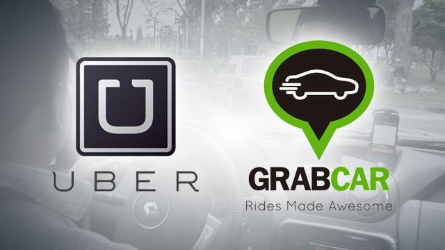 Uber và Grab được cho là nguyên nhân gây ra khó khăn cho hoạt động kinh doanh của các hãng taxi truyền thống