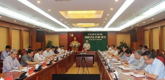 Kỳ họp thứ 16, UB Kiểm tra Trung ương đã kết luận về những sai phạm tại tập đoàn Hoá chất Việt Nam.