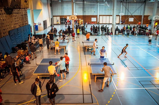 13 chi hội SV Việt toàn Pháp tranh tài Đại hội thể dục thể thao mùa đông 2016 - 2