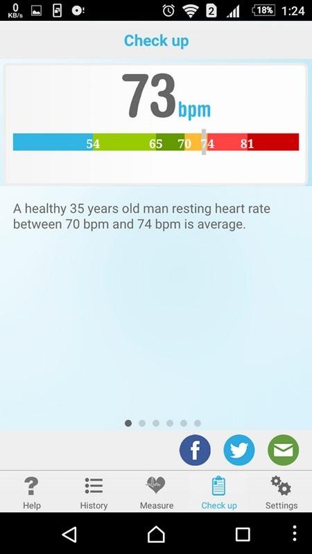 Những ứng dụng giúp mang chức năng đo nhịp tim lên mọi smartphone - 4