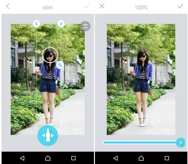"""Độc đáo ứng dụng giúp bạn có cơ thể """"đẹp như siêu mẫu"""" - 5"""