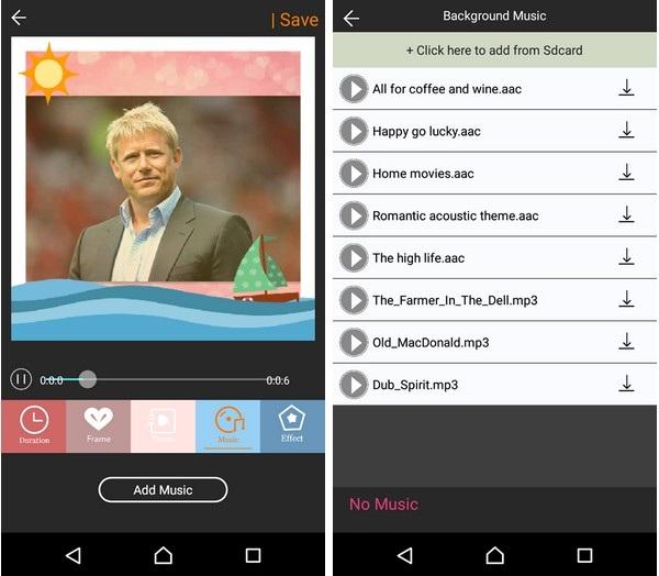 Ứng dụng tạo video từ hình ảnh với những hiệu ứng cực đẹp mắt - 6