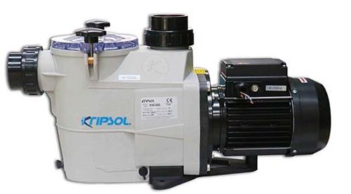 Một trong những mẫu máy bơm Kripsol được ưa chuộng