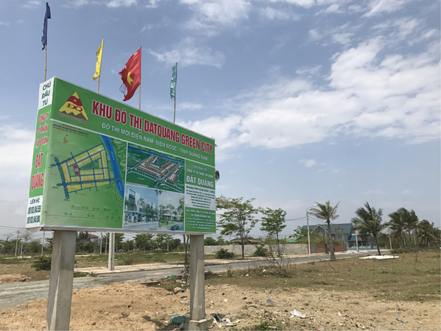 Công tác xúc tiến đầu tư của đô thị mới Điện Nam - Điện Ngọc trong năm 2016 khá ấn tượng, với 14 nhà đầu tư riêng trong năm này.
