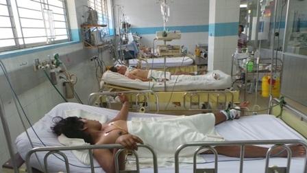 Hơn nửa số ca bệnh tại Cấp cứu Người lớn của bệnh viện bị nhiễm uốn ván