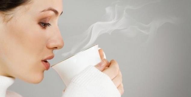 Nước nóng được cho là một cách dễ dàng để cải thiện sức khoẻ.