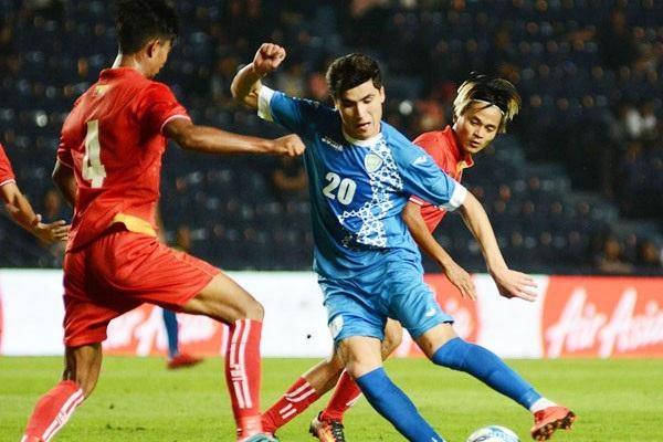 U23 Uzbekistan vẫn là ẩn số của giải
