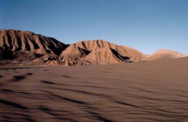 Sa mạc Atacama từng là nơi bảo quản các xác ướp trong hàng nghìn năm trước khi những thi thể bị khai quật