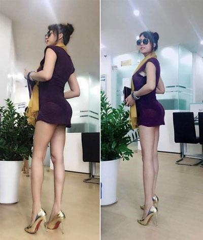 Sau 10 ngày trải qua ca đại phẫu thuật thẩm mỹ, Phi Thanh Vân liên tục đăng tải hình ảnh khoe thân hình nóng bỏng.