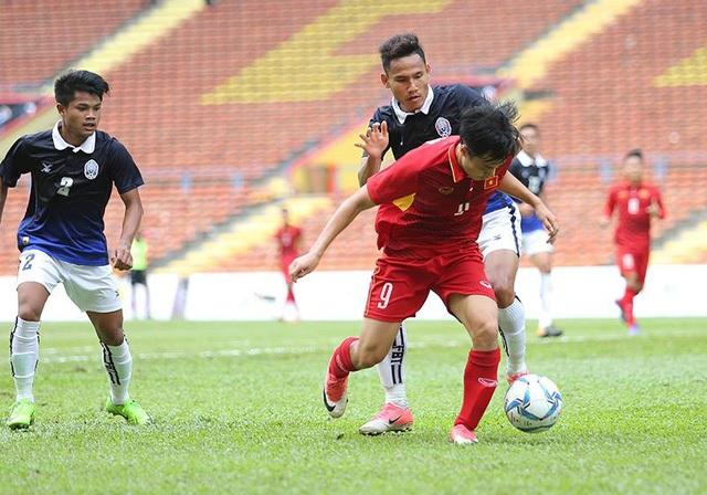 VFF khẳng định không hề nghi án bán độ trận U22 Việt Nam thắng U22 Campuchia 4-1