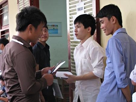 Thí sinh bỏ bài thi tổ hợp đã đăng ký coi như bỏ thi tốt nghiệp