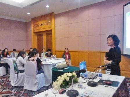 Hội thảo với trường Vatel Thụy Sĩ do Du học BB tổ chức tại Hà Nội thu hút cả các bạn học sinh quốc tế