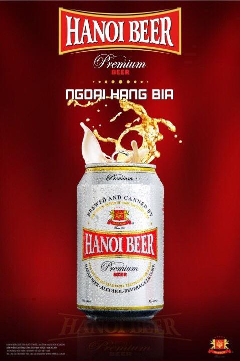 Habeco tiếp tục ra mắt thị trường một sản phẩm bia tạo được ấn tượng mạnh trên thị trường, đó là Hanoi Premium lon 330ml.