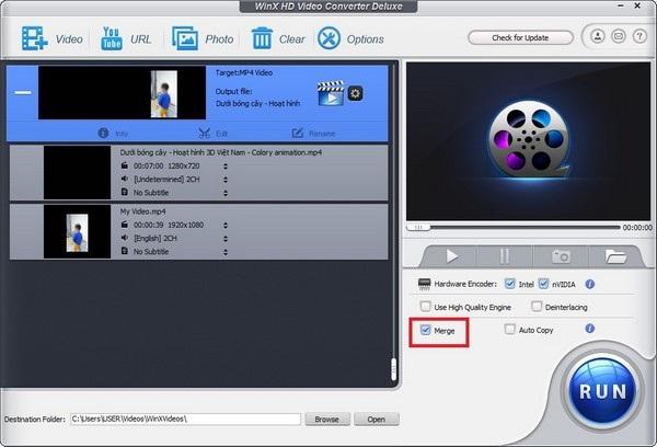 Phần mềm xử lý và tải video chất lượng cao từ Youtube, Facebook... - 6