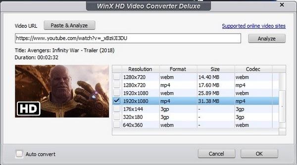 Phần mềm xử lý và tải video chất lượng cao từ Youtube, Facebook... - 7