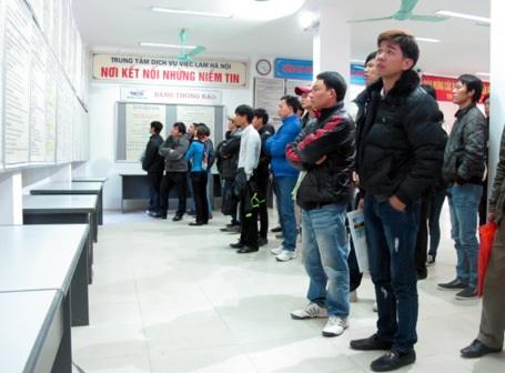 Năm 2016, Sàn GDVL Hà Nội: Hơn 50.000 chỉ tiêu tuyển dụng được rao tuyển - 2