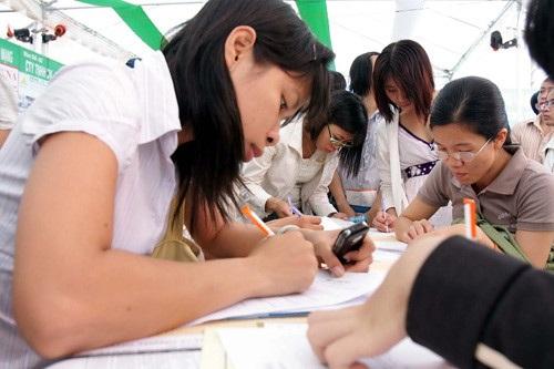 Năm 2016, Sàn GDVL Hà Nội: Hơn 50.000 chỉ tiêu tuyển dụng được rao tuyển - 3
