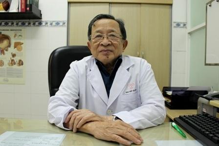 GS Hoàng Phiệt khuyến cáo cộng đồng không nên thờ ơ với căn bệnh viêm gan siêu vi