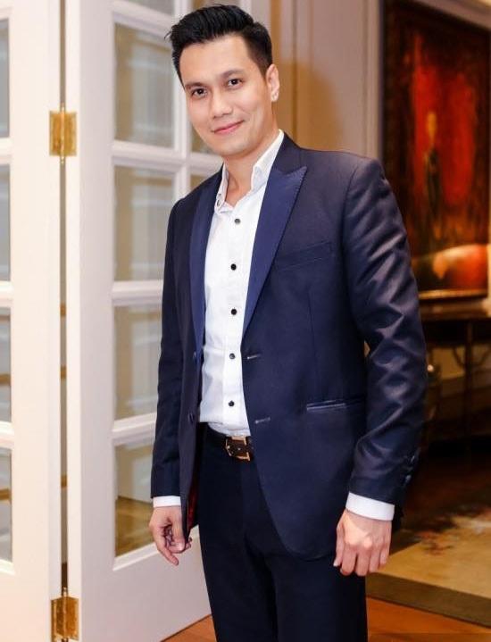 Diễn viên Việt Anh.