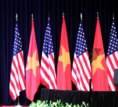 Quan hệ Việt Nam - Hoa Kỳ đã đạt được những kết quả tích cực trong thời gian qua (ảnh: Quý Đoàn)